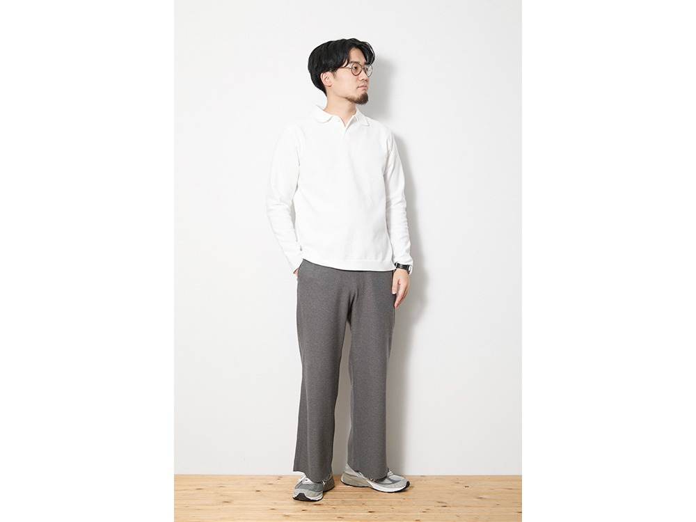 Co/Pe Dry Pants Wide 1 Beige
