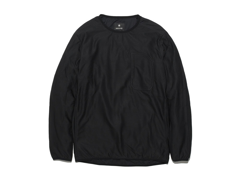 FlexibleInsulated Pullover M Black0