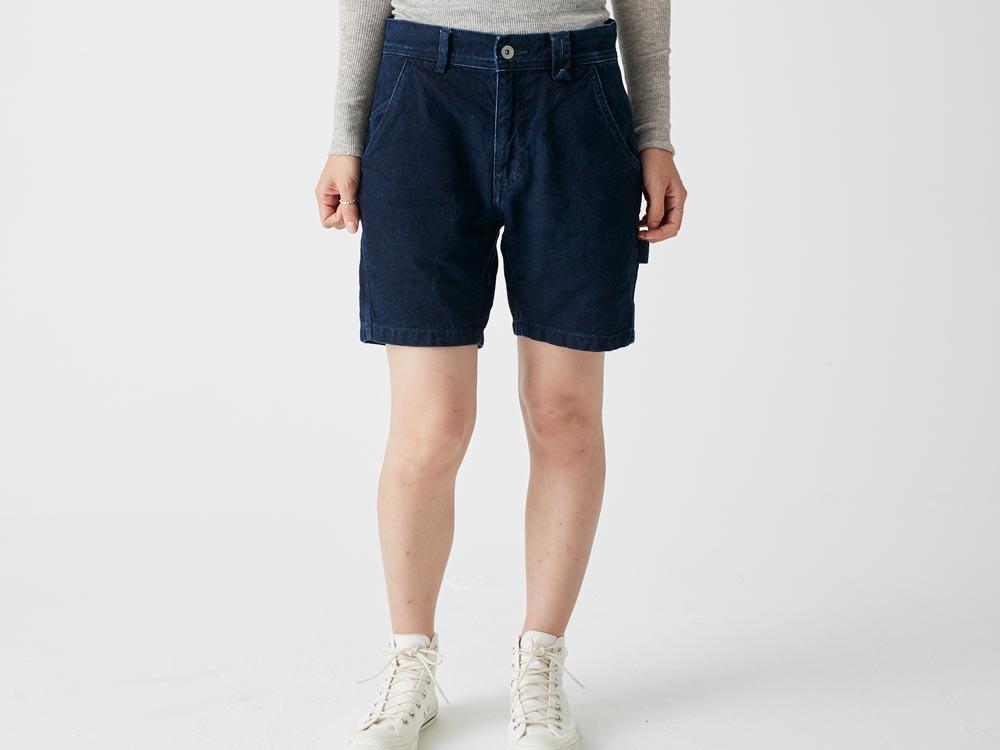Okayama OX Shorts SIndigo1