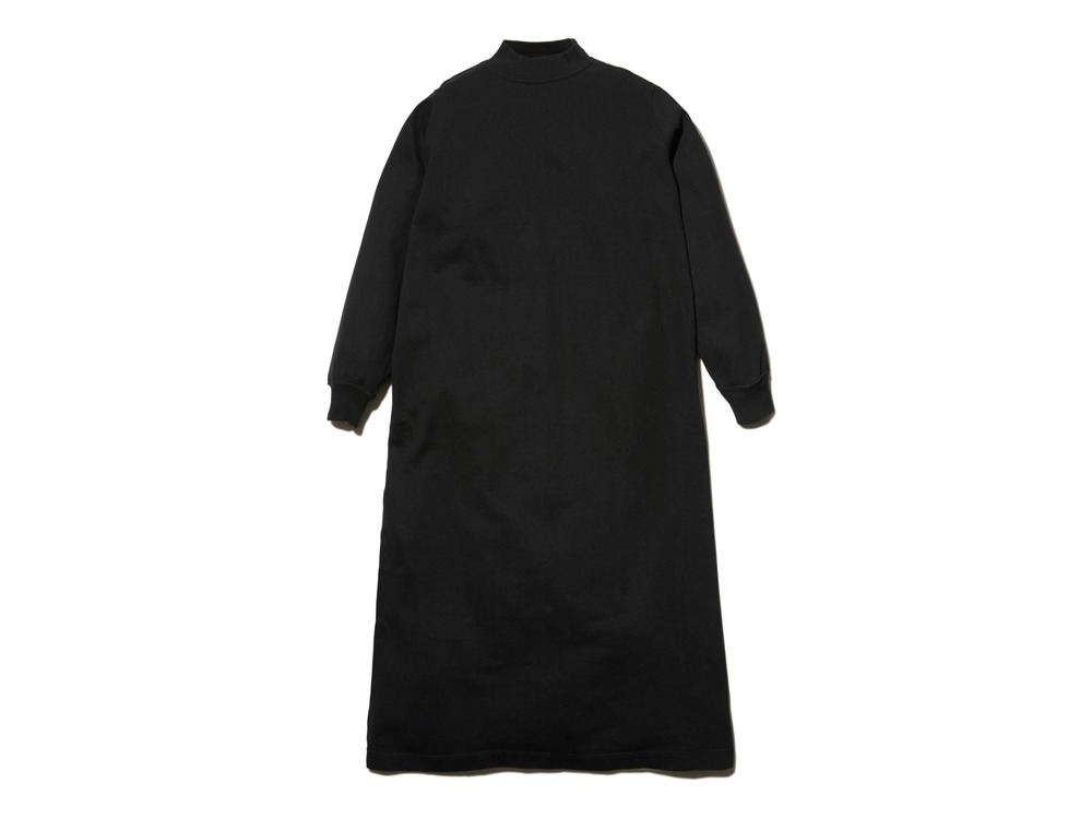 Heavy Cotton GD Mockneck DS 3 BK
