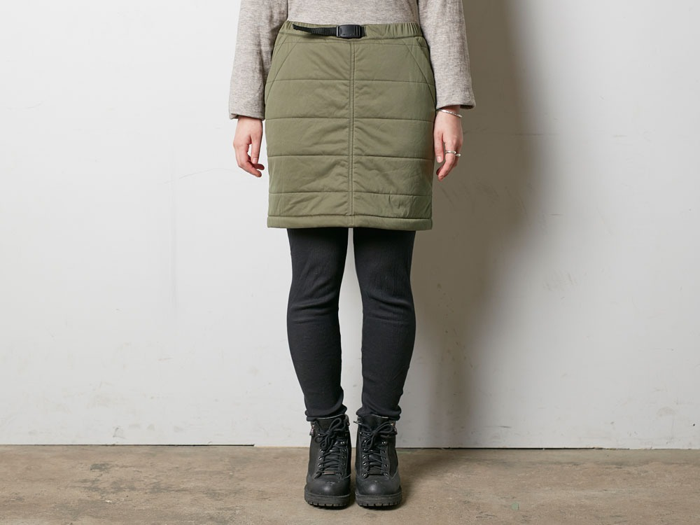 Flexible Insulated Skirt 1 Olive2
