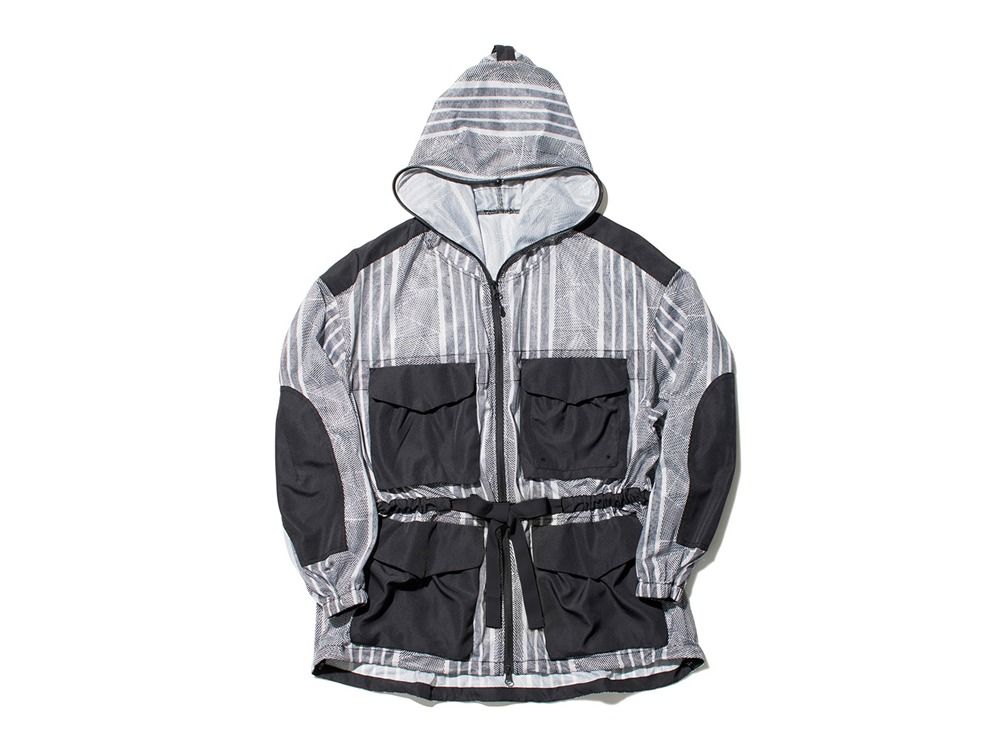 Printed Insect Shield Jacket L BB