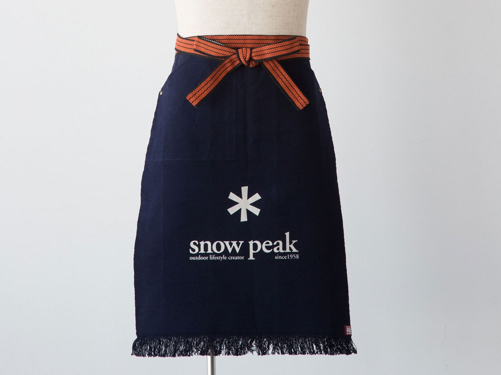Snow Peak Apron13