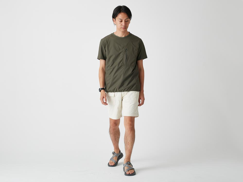 2LOcta Insulated H/S S Olive1