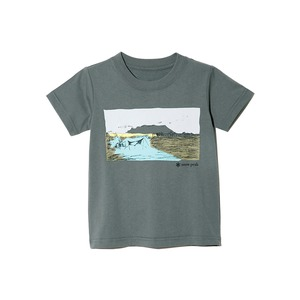 Kids Printed Tshirt Campfield