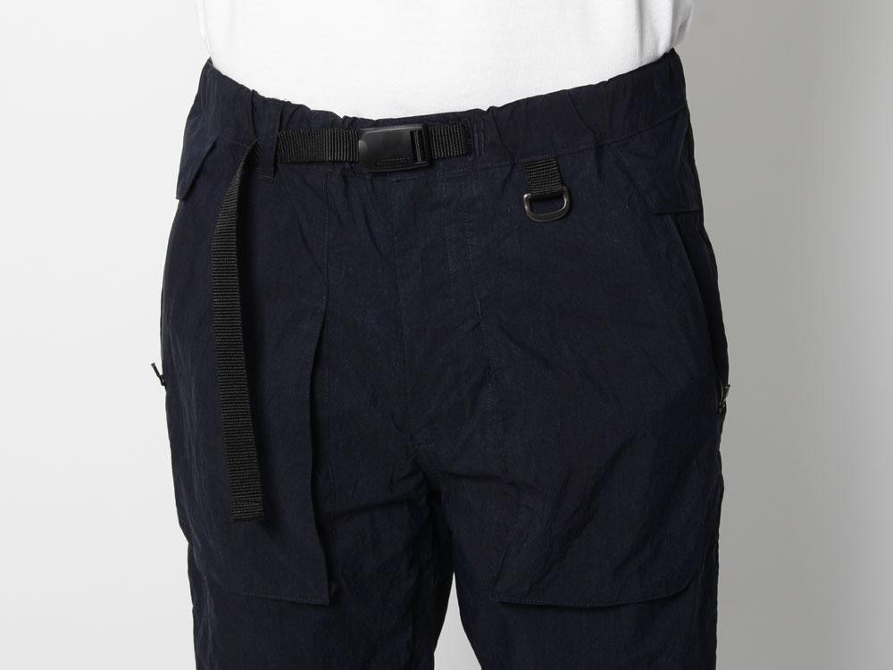 Indigo C/N Anorak Pants XL/L Black6