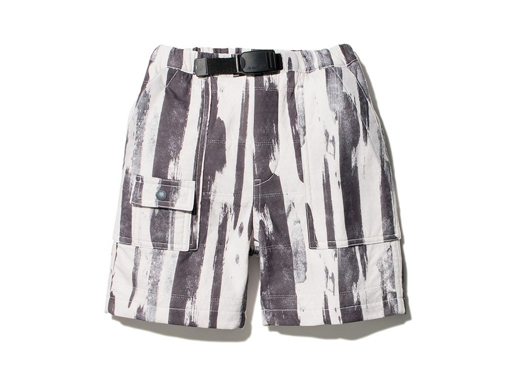 Kids Printed Flexible Insulated Shorts 1 EN