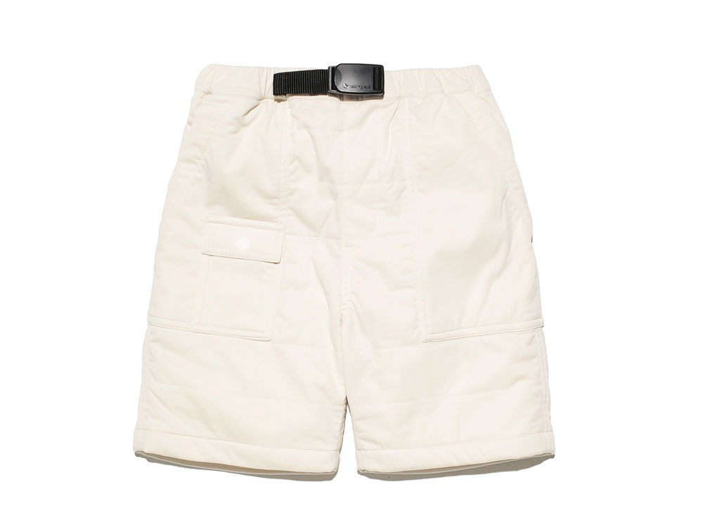 Kids Flexible Insulated Shorts 2 White0