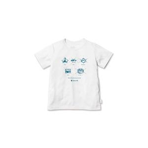 キッズ SP Tarp Tシャツ 1 White