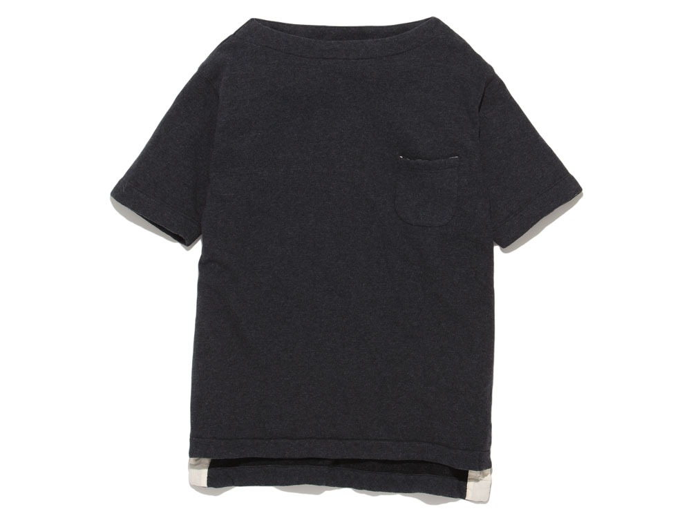 Cashmere Relaxin' Sweat Tshirt 2 Navy0