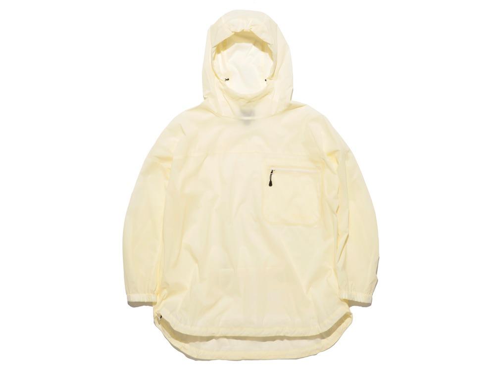Rain&Wind Resistant Poncho 2 White0