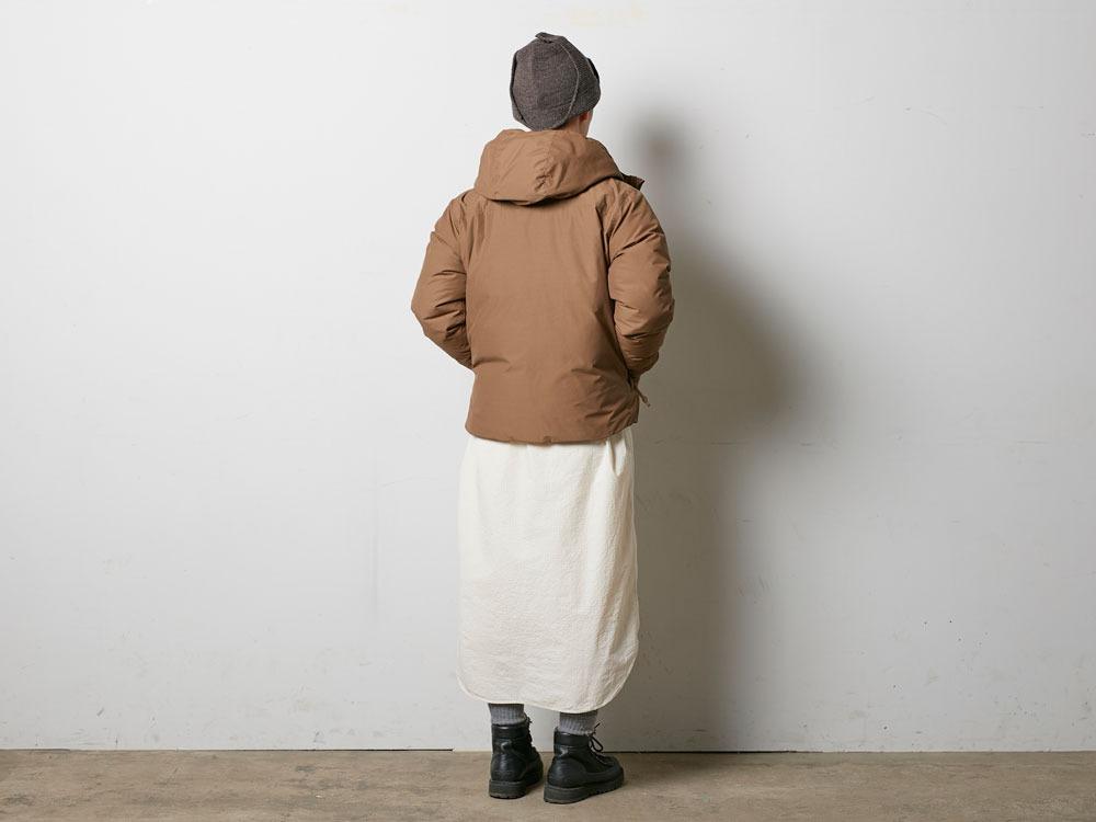 FR Down Jacket S Olive3