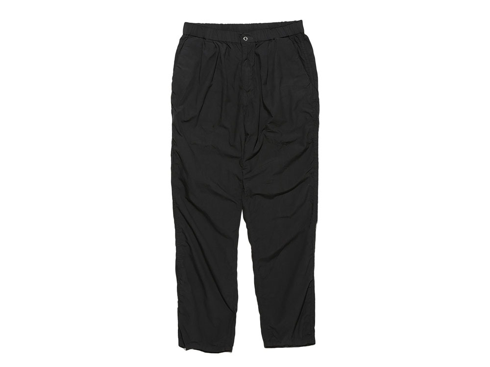 Organic Typewriter Pants L Black0