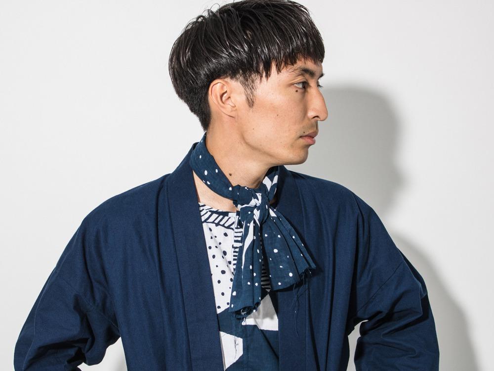TENUGUI Nihon Batik