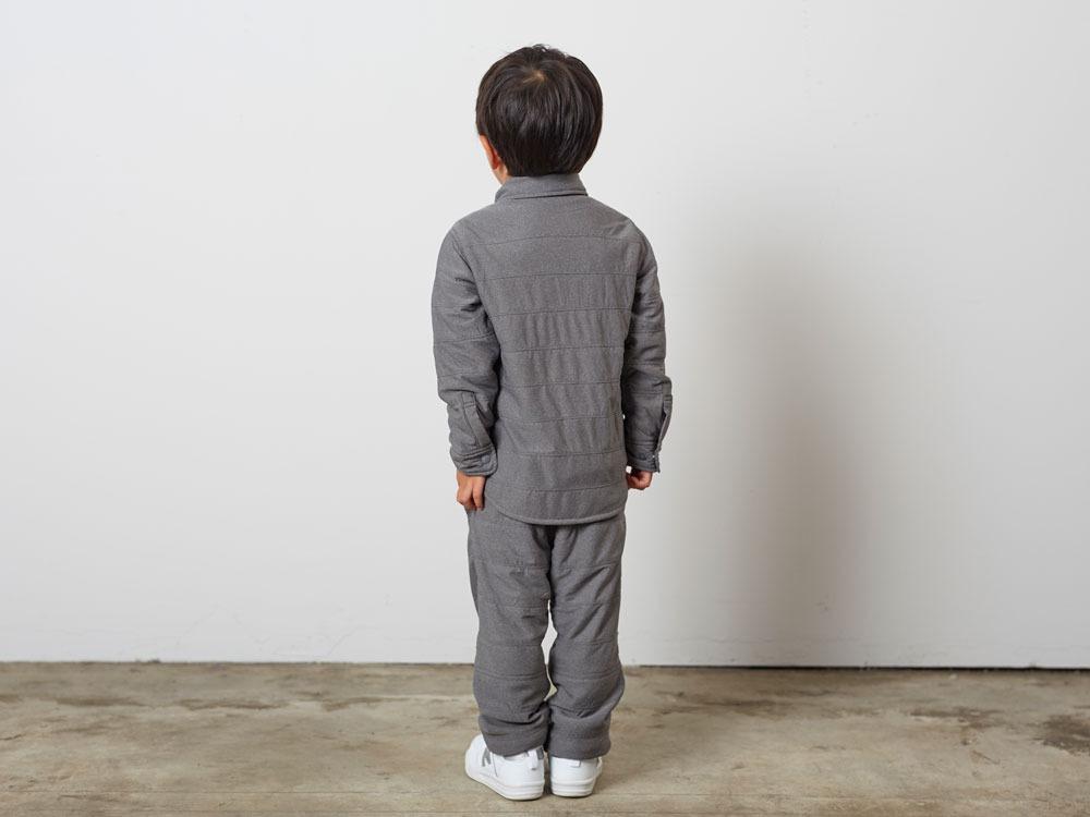KidsFlexibleInsulatedShirt 4 M.Grey3
