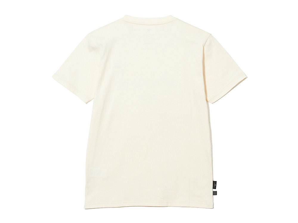 SP×TONEDTROUT Logo Tshirt S White