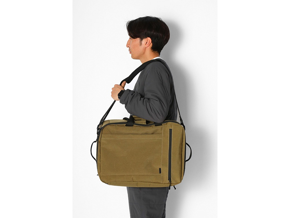 Everyday Use 3Way Business Bag One Brown