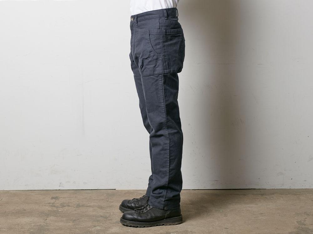 TAKIBI Pants M Black3