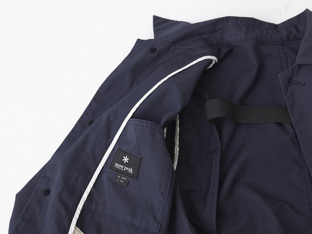 Ventile 3piece Jacket #2 L Navy10
