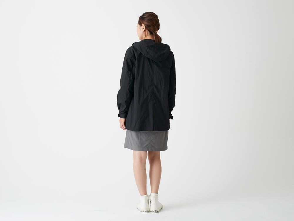 Indigo C/N Mountain Parka  L Black3