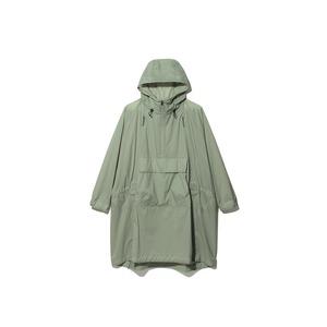 Rain&Wind Resistant Poncho 2 Sage