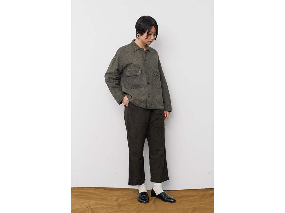 Hand-woven C/L Jacket 2 DORO