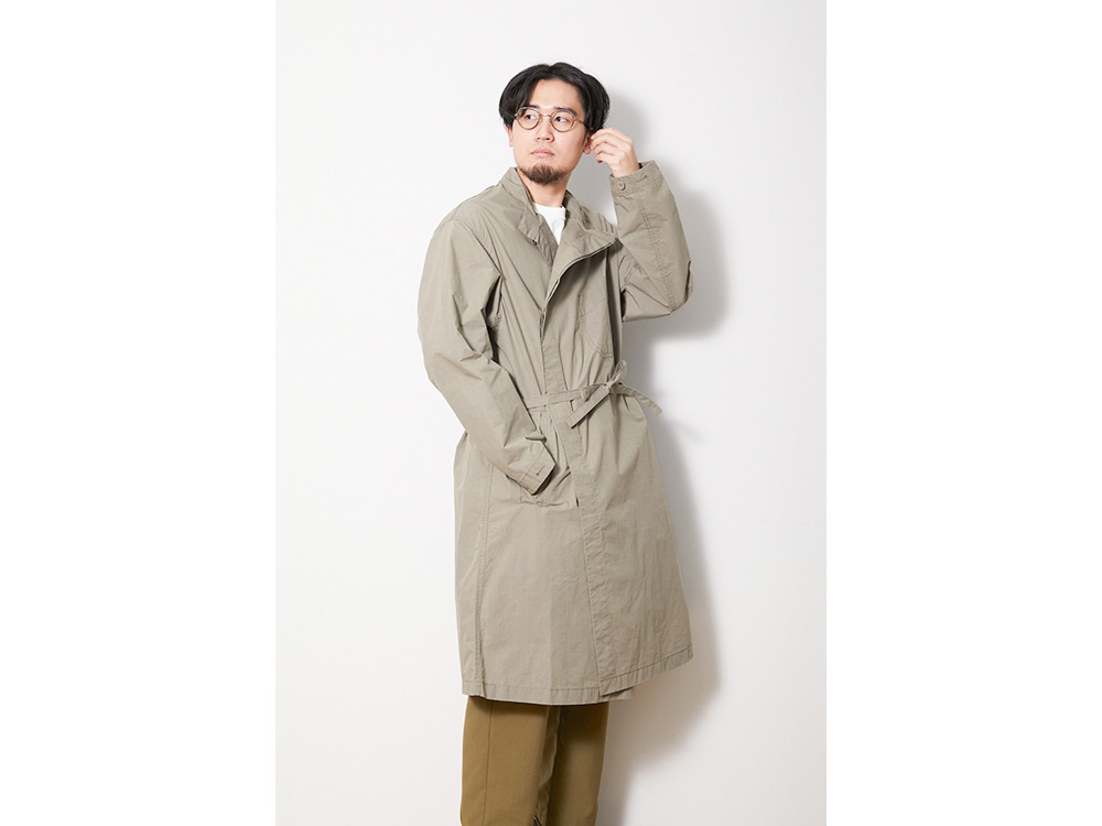 Proof Canvas Nurse Coat 1 Beige