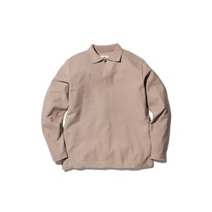 Co/Pe Dry Polo Shirt XL Beige