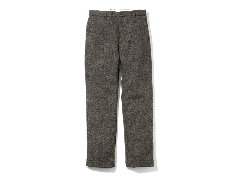 Camping Wool Pants M Brown0