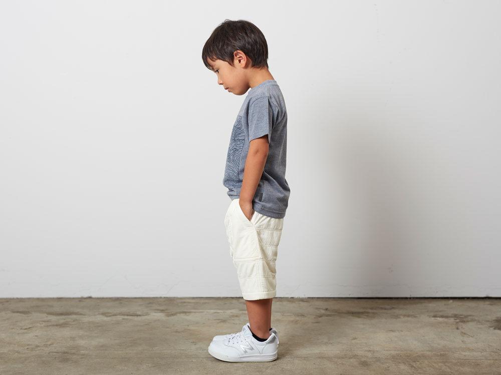Kid'sQuickDryTshirt/Contour 3 M.grey2