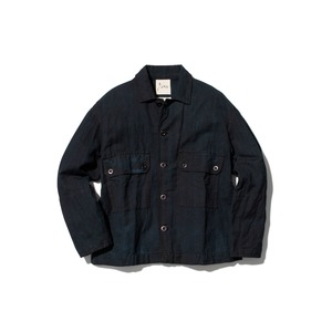 Hand-woven C/L Jacket