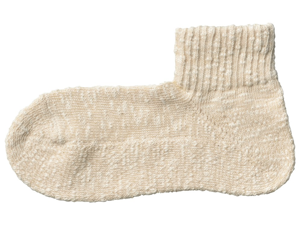 GaraGara Socks (S size) Ivory0