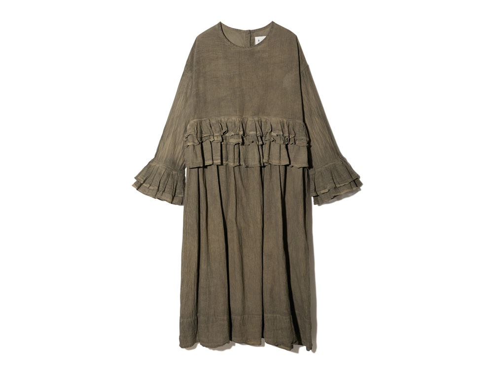 OG Cotton Pleated Dress 2 SUMI