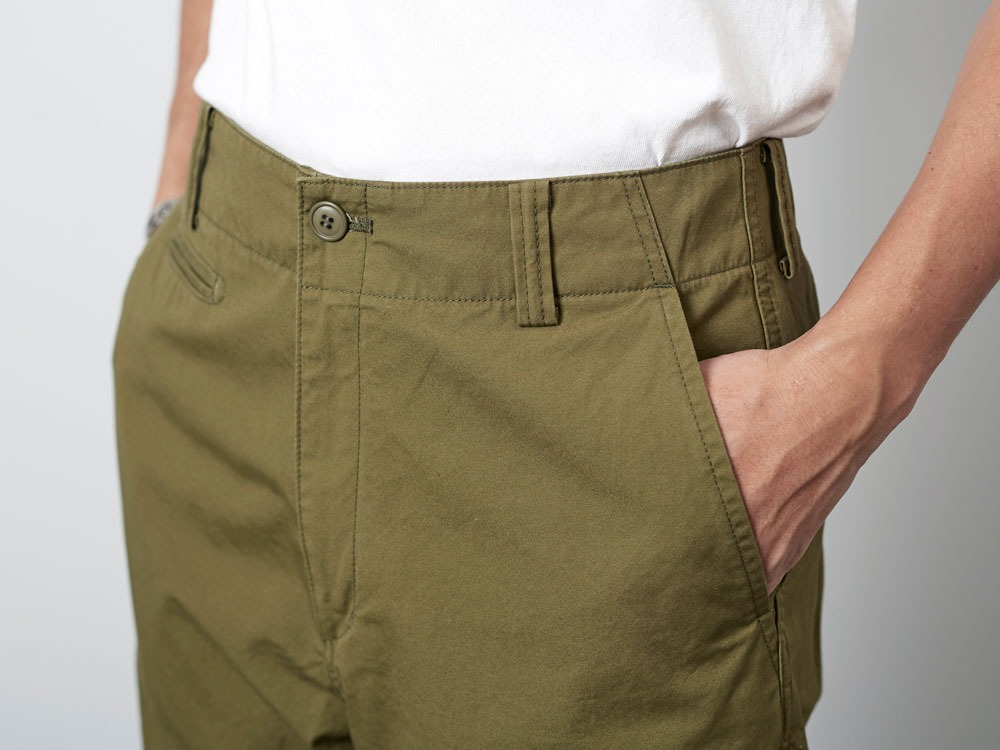 Ventile3PiecePants XL Olive7