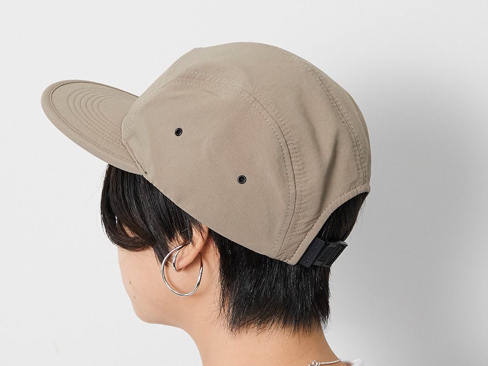 Nylon Power Wool Cap One Beige