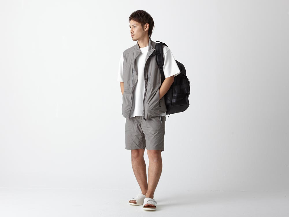 2LOcta Insulated Vest XXL Grey1