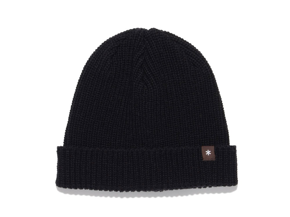 Wool Watch Cap oneBlack