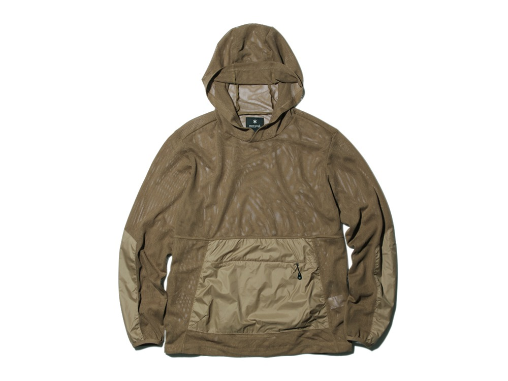 InsectShieldPullover XL Brown0