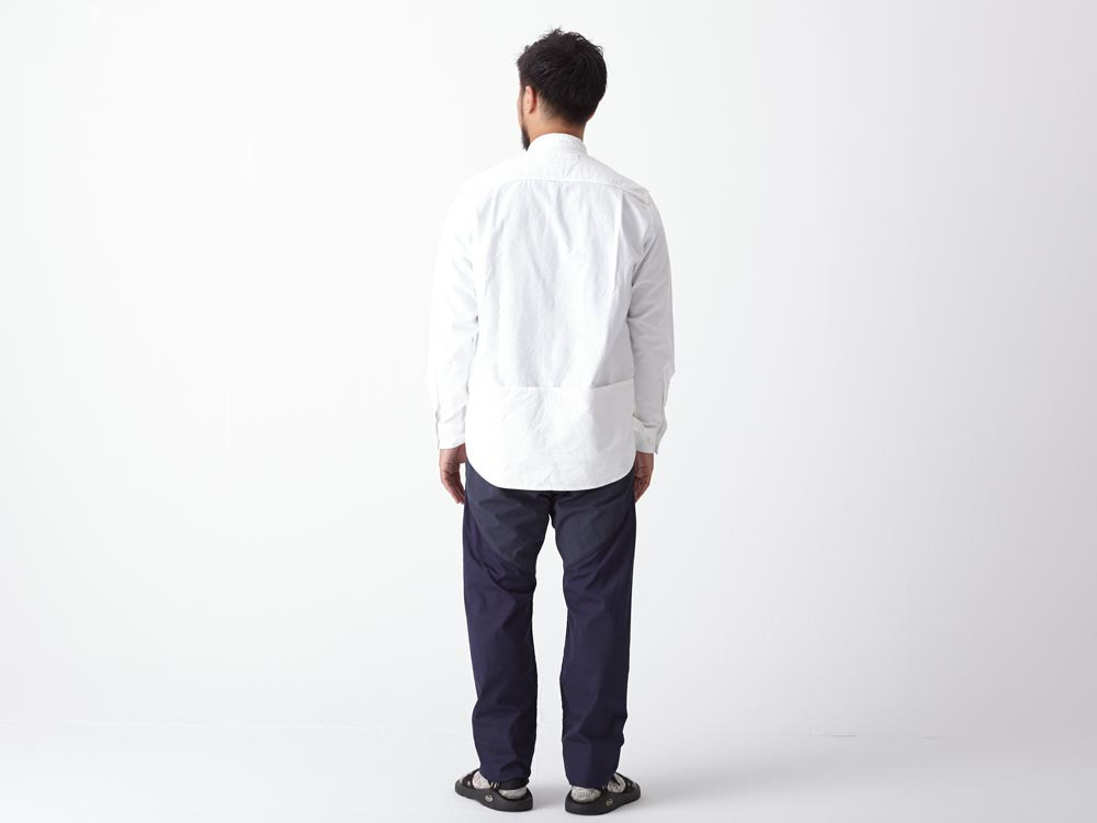 Field Utility Shirt M White4