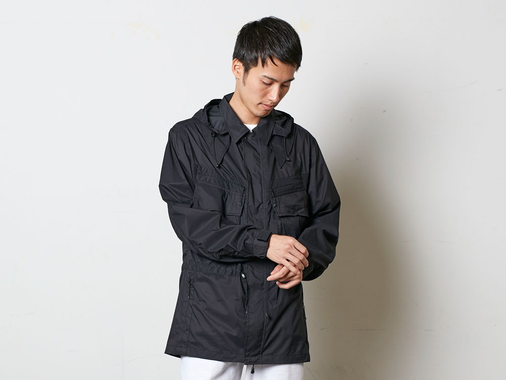 Rain&WindResistantJacket L Black13