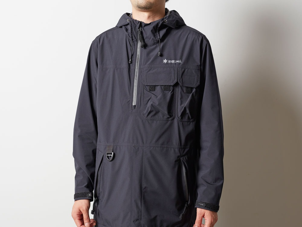 Wind&Water Resistant Anorak 2 Olive7
