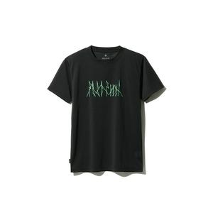 Bring Tshirt ソリッドステーク 1 Black
