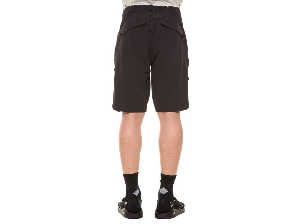 DWR Comfort Shorts S Black4