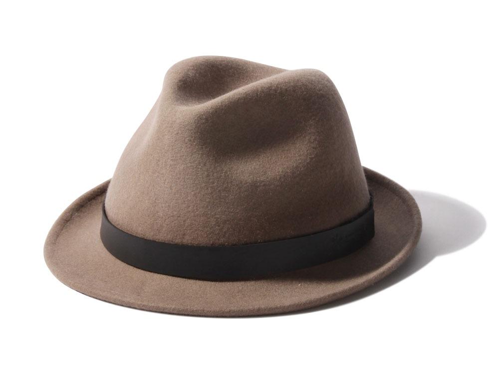 Soft Wool Hat Camel0