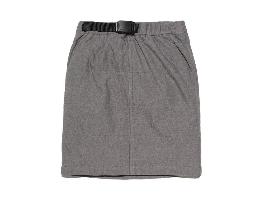 Kids Flexible Insulated Skirt 4 Grey0