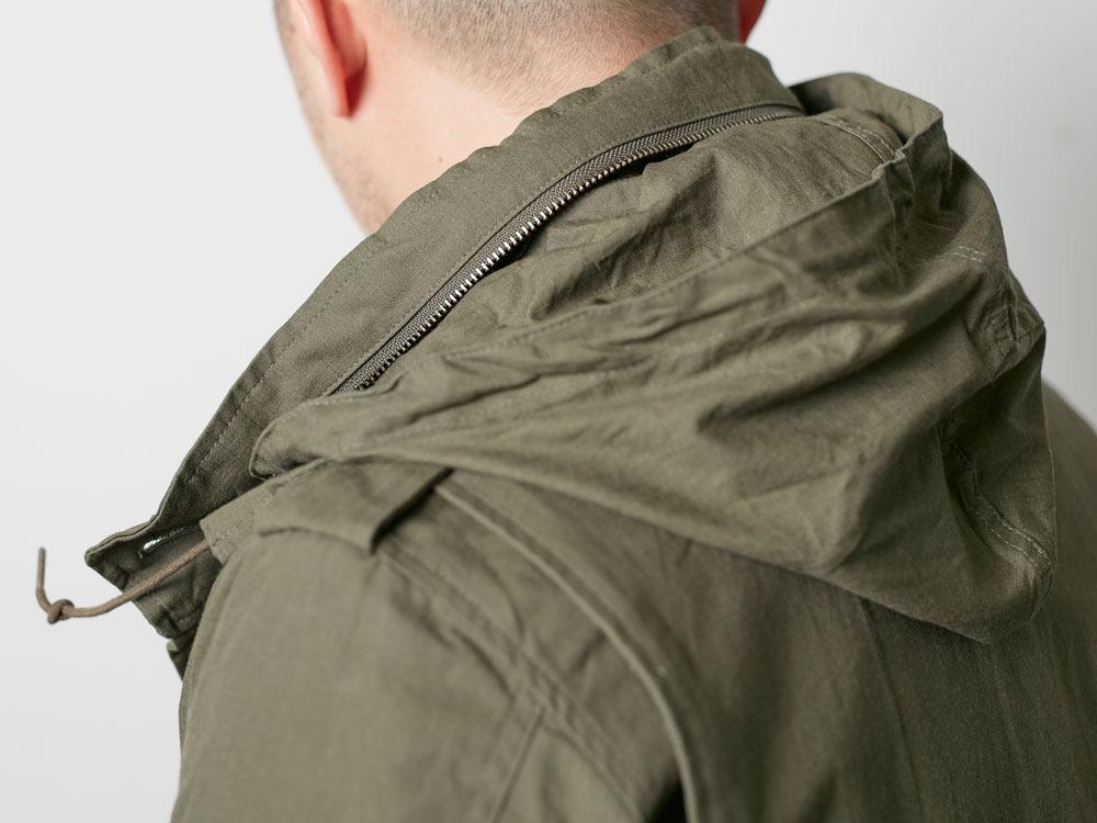 Military Jacket 1 Olive9