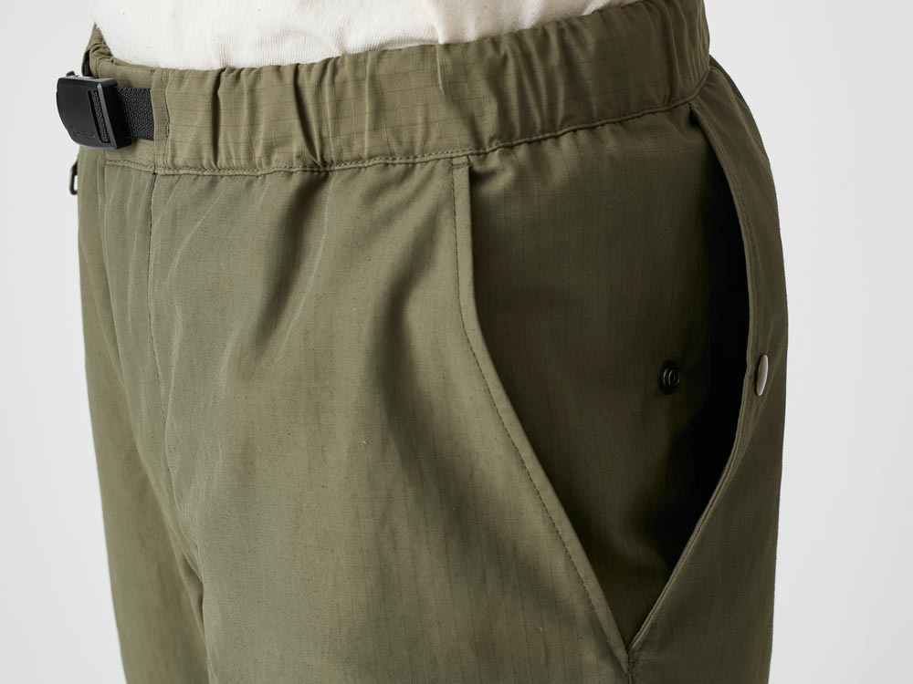 Camping 2WAY Field Pants S Brown7