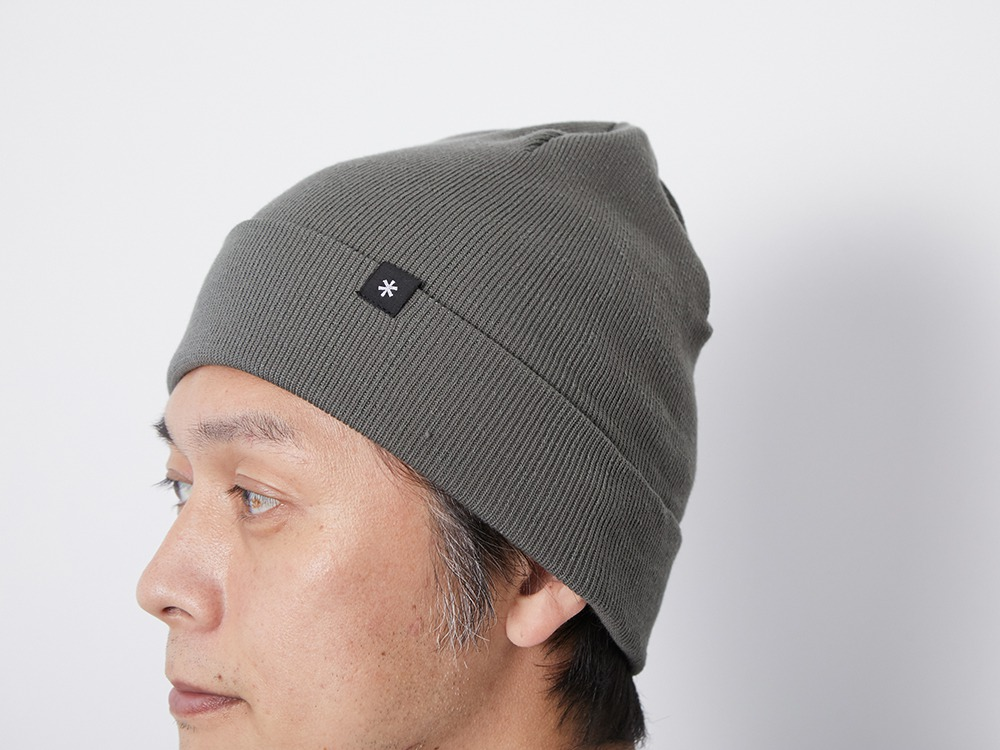 Co/Pe Dry Knit Cap One Black