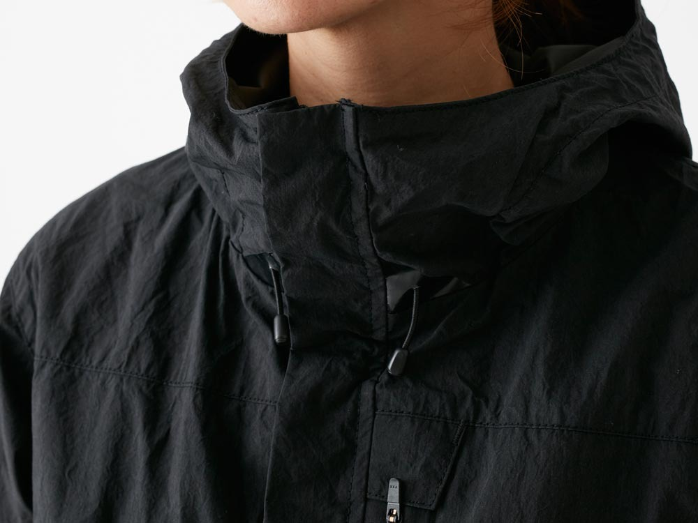 Indigo C/N Mountain Parka  L Black5
