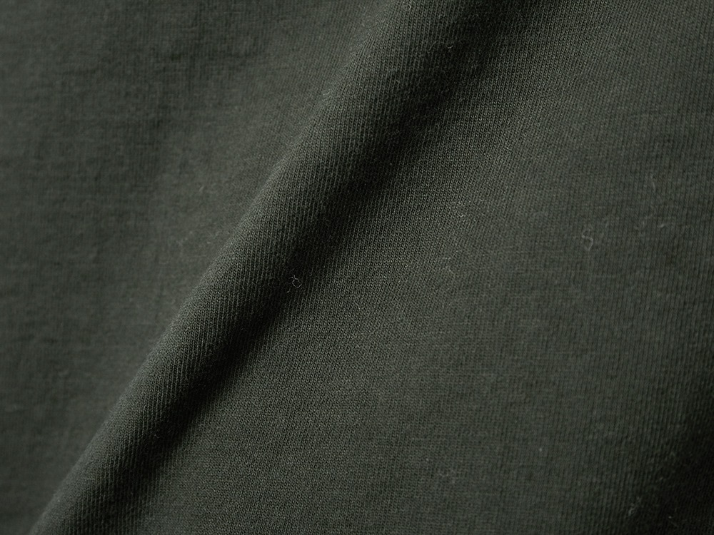 Heavy Cotton GD Mockneck L/S L BK